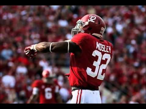 Baltimore Ravens Select DRAFT LB C.J. Mosley 17th Overall - 2014 NFL DRAFT