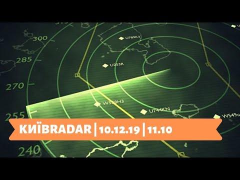 Телеканал Київ: 10.12.19 КИЇВRADAR 11.10