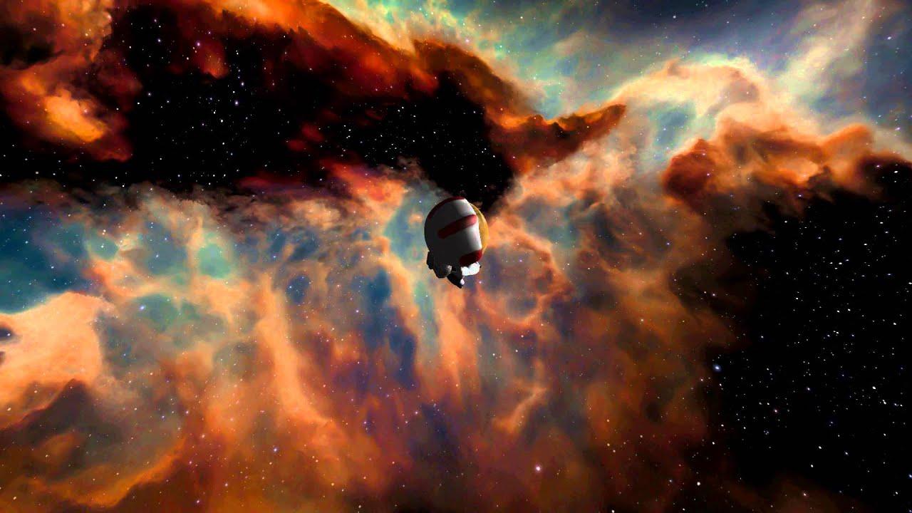 KSP - Eve Skybox Revamped
