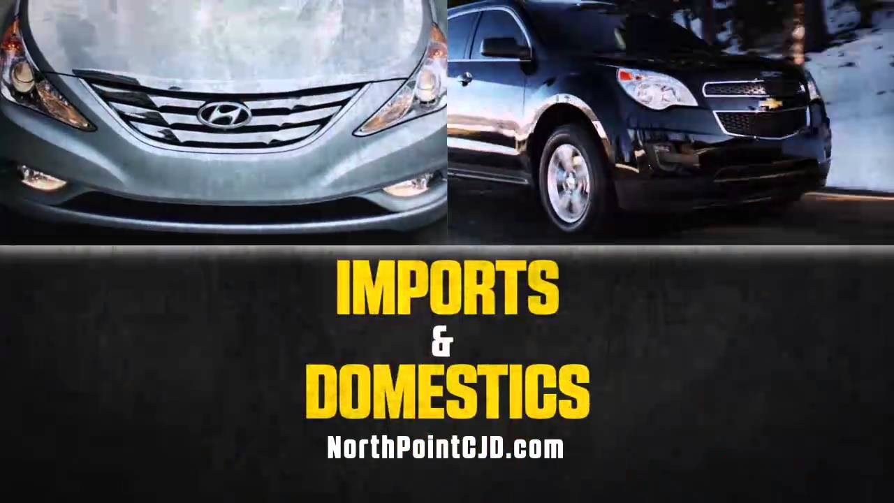 north point chrysler jeep dodge ram superstore preowned youtube. Black Bedroom Furniture Sets. Home Design Ideas