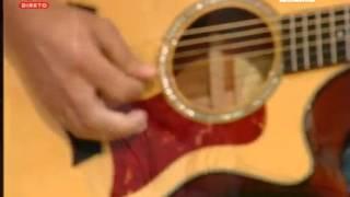 Jota homenageia Nonô e emociona-se ao cantar O Tempo Não Pára ♥