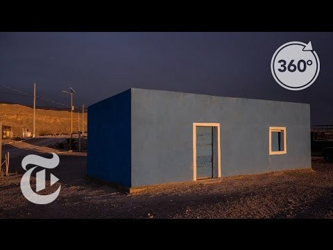 A Border Town's Fragile Revival | The Daily 360 | The New York Times