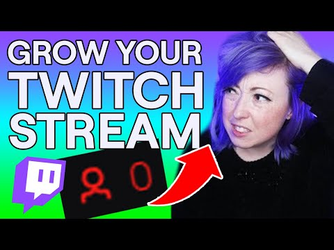 GROW ON TWITCH With 0 Viewers And 0 Followers