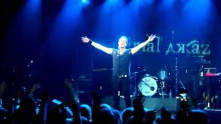 Animal ДжаZ - Как дым (Coldplay) 2011-04-02 Космонавт, С-Пб
