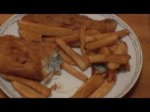 Sunday Night   Fish & Chips