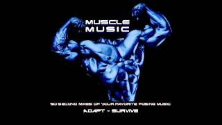 Posing Music - Adapt Survive - Benson Breaks