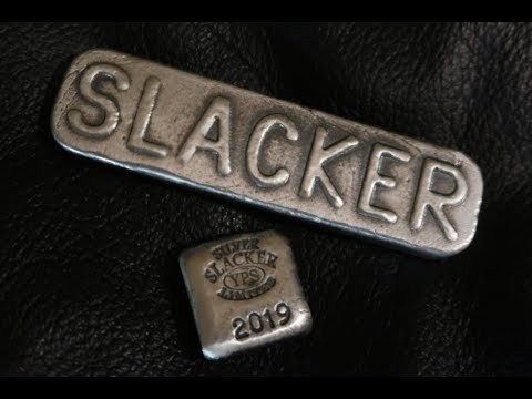Silver Slacker 2019 YPS Annual Bars Go on Sale Sunday @ 8 PM EST January 27th 2019