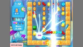 Candy Crush SODA SAGA level 143 NO BOOSTERS