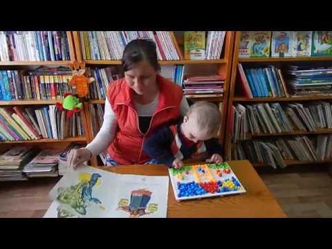 Изображение предпросмотра прочтения – ЗояВаранкина читает произведение «Сказка Репка» (Русский фольклор )