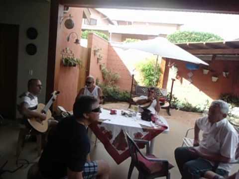 samba com o grupo choro quintal dez 2012 2