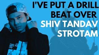 Shiva Tandava Stotram - (Drill Remix) | Hardbazy | Uma Mohan | शिव तांडव स्तोत्रम