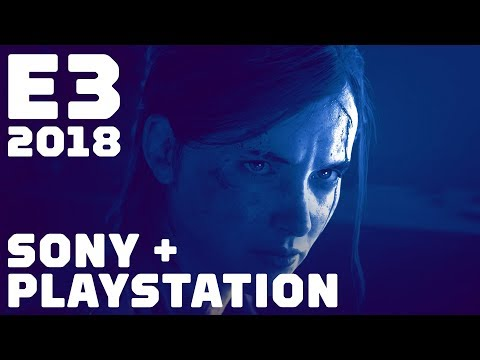 FULL Sony Playstation Press Conference - E3 2018