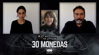 Entrevista con Megan Montaner y Eduard Fernández