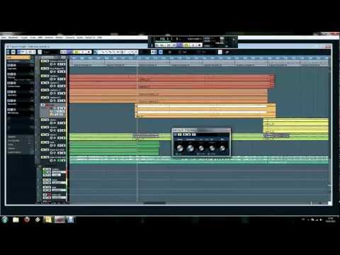 metal production tutorial part 8.4 - mixing: lead guitar/stereo width/final thoughts - ForTiorI