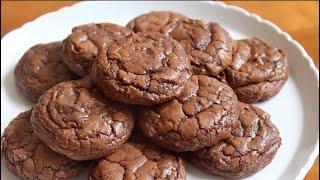 Brownie Cookies  SweetTreats