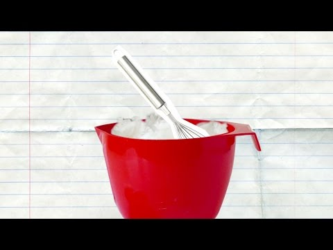 Slagroom kloppen - Allerhande Kids