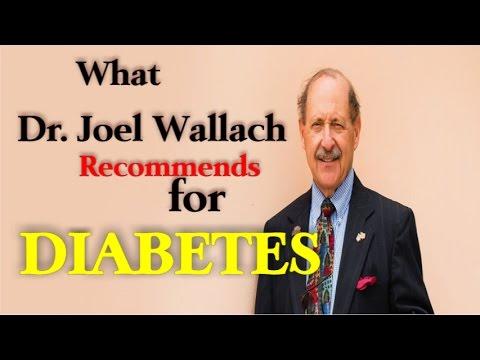 Dr. diabetes de joel wallach