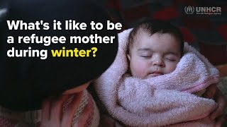 Helping refugees survive winter in Lebanon