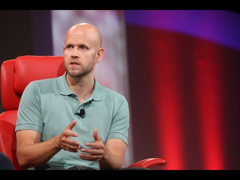 Daniel Ek on Spotify's IPO: We're focused on where the company is going long term | Code 2018 Mp3