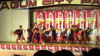 Ayla at TM Tagum Astig Dance Contest Feb. 27, 2012.MP4