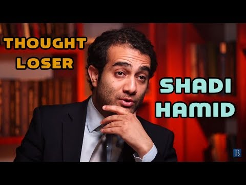 Thought Loser: Meet Shadi Hamid, defender of disastrous NATO regime change in Libya