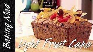 Baking Mad Monday: Fruit Cake