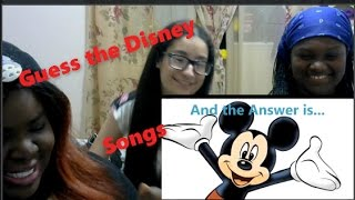Gambar cover JazzKats w/Friends  try to guess the Disney song
