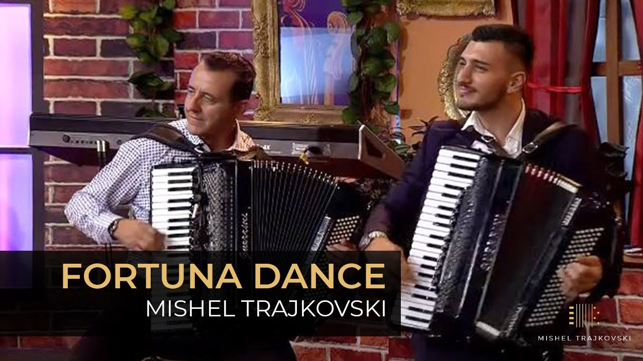 Mishel Trajkovski  - Fortuna Dance - Merak Meana ( Sitel Tv - 2019 )