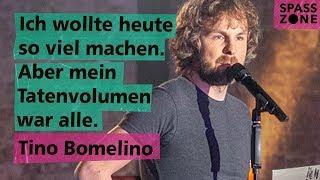 Tino Bomelino: Tagebuch