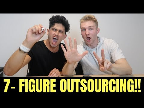 How To Passively Outsource 7-Figure Income Streams
