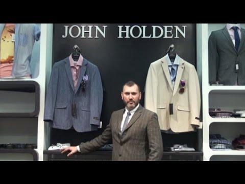 John Holden y su propuesta para el hombre emprendedor