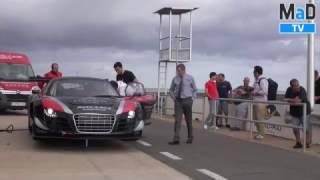 Test Audi R8 LMS - Luis Monzón 2017