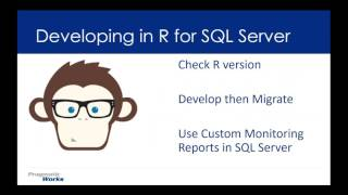 Machine Learning with R and SQL Server 2016