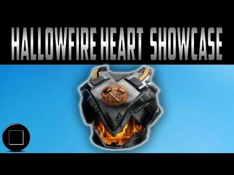 Destiny 2 - Exotic HallowFire Heart Review