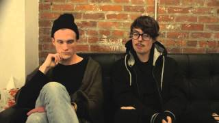 A-Sides Interview: Joywave (4-25-2015)