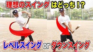 ダウンorレベル…正解は⁉︎野球界を賑わす議題にトクサンが決着をつける!
