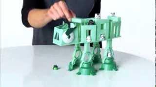 Набор Angry Birds Star Wars Набор Боевая машина