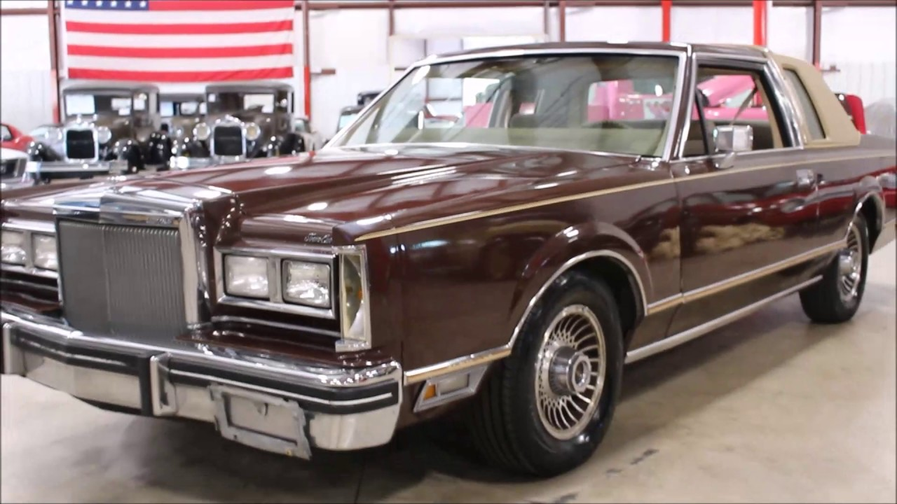 1980 lincoln town car youtube. Black Bedroom Furniture Sets. Home Design Ideas