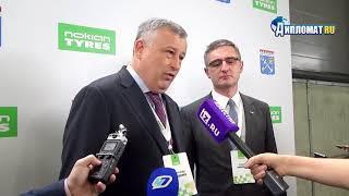Александр Дрозденко: «Мы горды тем, что 80% продукции Nokian Tyres производится во Всеволожске»