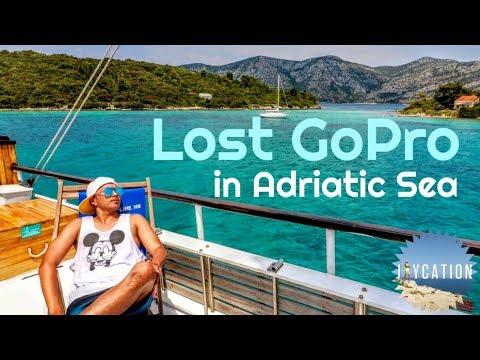 LOST GoPro in Adriatic Sea   SEARCH & RESCUE in Croatia
