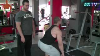 Супер Сериите С01 Еп02, Тренировка за гръб и бицепс със Стоян Стоянов