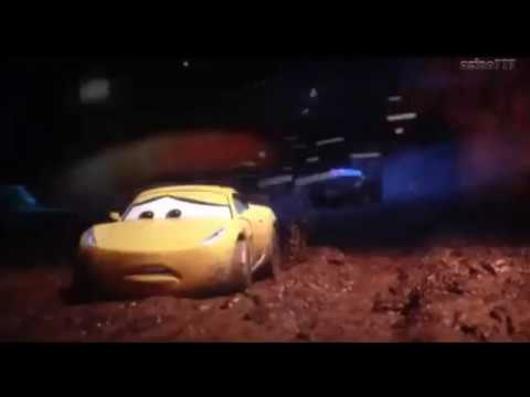 Cars 3 thunder hollow its lightning mcqueen youtube - Coloriage cars 3 thunder hollow ...