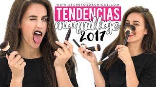 Tendencias de maquillaje 2017 | Lo que se va a llevar