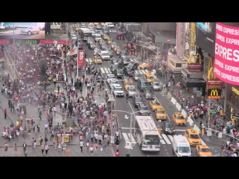 EarthCam: Times Square Live