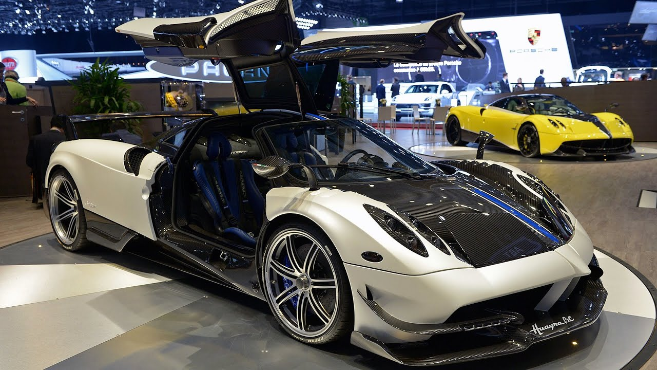 world premiere pagani huayra bc exterieur interieur huayra pacchetto tempesta youtube. Black Bedroom Furniture Sets. Home Design Ideas