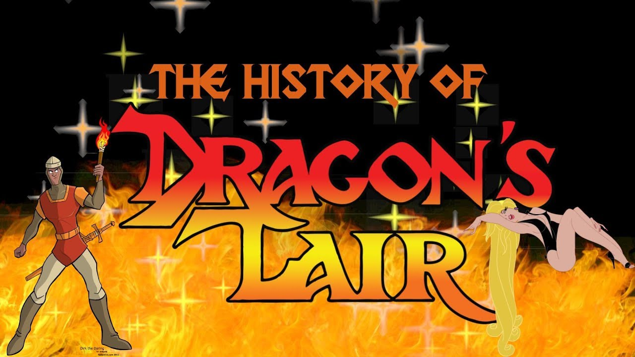 The History of Dragons Lair documentary arcade