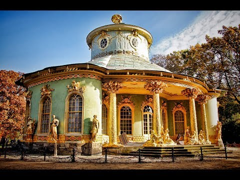 Germany, Potsdam, Sanssouci Palace - Trip to Norwegian Fjords - ep52 -Travel,calatorii,vlog