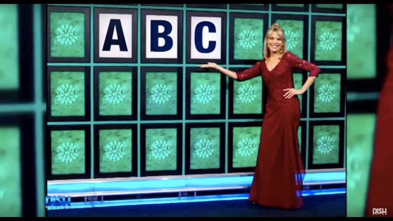 'Wheel of Fortune': Pat Sajak's Daughter Fills in as Letter-Turner ...