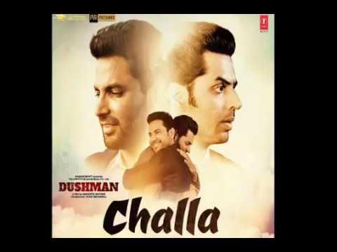 Challa   Dushman   Bilal Saeed   Ninja  Jashan Singh  Sanj V  Sahil Solanki   New Punjabi Song 20173