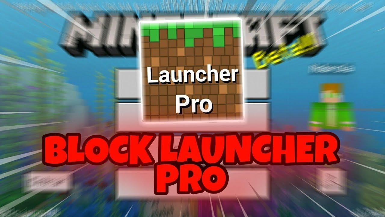 無料ダウンロードBlock Launcher Pro - 最高のマインクラフト
